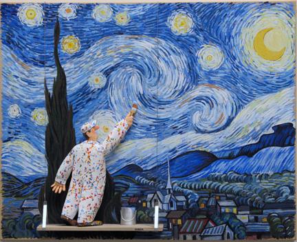 Hansen's Homage to van Gogh