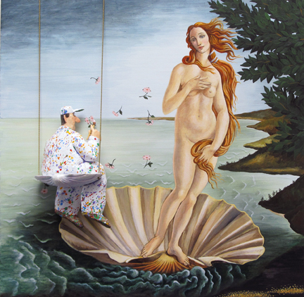 Hansen's Homage to Botticelli