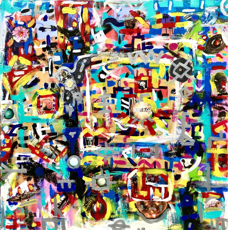 Khalid Thompson - Zenith Gallery