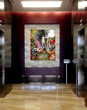 Tapestry by Susan Klebanoff,