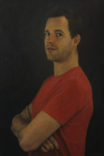 Jeff Fleischer, 30×20, private collection, Chevy Chase, MD